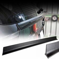 Fit For AUDI A4 S4 B6 4D Sedan L Style Trunk Lip Spoiler Wing Quattro Unpaint