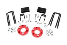 Rough Country 868RED - 2in Leveling Lift Kit for 16-18 Nissan Titan XD