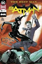 Batman #49 Catwoman Best Man Joker DC Comic 1st Print 2018 unread NM