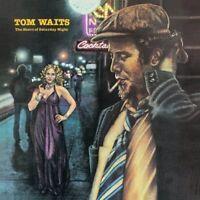 TOM WAITS - HEART OF SATURDAY NIGHT (REMASTERED)   CD NEW!