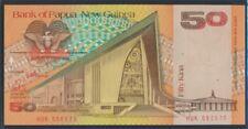Papoea-Guinee Pick-Aantal: 11a ongecirculeerd 1989 50 Kina (8860525
