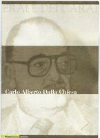ITALIA - FOLDER 2002 - CARLO ALBERTO DALLA CHIESA FACCIALE € 6,00 sconto 30%