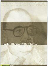 ITALIA - FOLDER 2002 - CARLO ALBERTO DALLA CHIESA - AL PREZZO PIU' BASSO