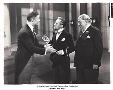 "George Meeker,Joseph Vitale,Frank Faylen""Road to Rio""1947,Vintage Movie Still"
