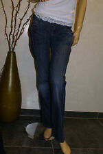 ♥ ★ EDC by Esprit Five Damen Jeans Damenhose Denim 30 regular Seitennaht 38 32