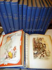 VERNE DICKENS KIPLING Collezione 15 libri per bambini ragazzi romanzi illustrati