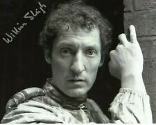 Doctor Who Autograph: WILLIAM SLEIGH (Resurrection of the Daleks) Signed Photo