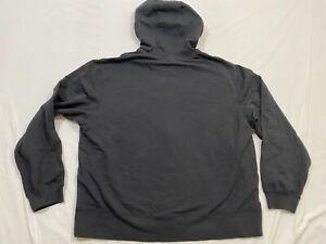 M92 FLAWED REEBOK Philadelphia Eagles Hooded Hoodie Sweatshirt Jacket MEN'S L