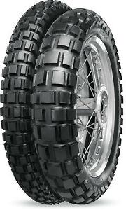 Continental Twinduro TKC80 Rear 170/60-17 Dual Sport Off Road Motorcycle Tire