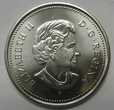 Gorgeous Gem BU 2006-P Canada Half Dollar From Original Roll  DUTCH