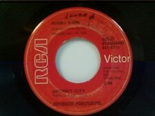 "BOBBY BARE ""DETROIT CITY / 500 MILES AWAY FROM HOME"" 45 OLDIE"