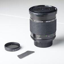 Lens Minolta RF ROKKOR 250mm f/5,6