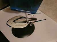 Eaglemoss Odyssey Class USS Enterprise NCC-1701-F (No Magazine) - STO - NIB