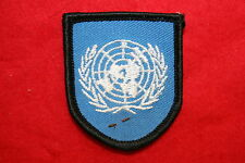 UNITED NATIONS UN CLOTH BERET BADGE INTER POLICE TASK FORCE KOSOVO