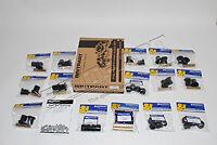 LAND Rover Serie 3 LWB Nero Poliuretano Bush Kit dc7104