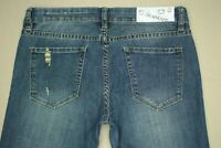 Blank NYC Boot Cut Jeans Women's Size 27 Distressed Medium Wash Denim