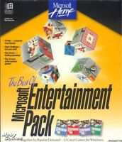 BEST OF MICROSOFT ENTERTAINMENT PACK JezzBall +1Clk Macintosh Mac OSX Install