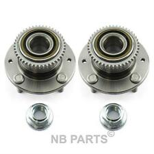 2x Wheel Bearing Set Rear Mazda 323 C IV V BA F BG YR P S MX 3