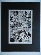 1969 MARVEL X-MEN # 63 NEAL ADAMS TOM PALMER LAST PAGE 20 PRODUCTION ART ACETATE