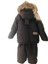 Tillson Snow Suit Ski set Boy  2- Piece Puffer Jacket And Trousers age 1-2