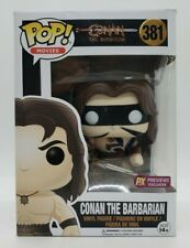 Funko Pop! Movies Conan the Barbarian #381 PX Previews Exc + Protector Damaged