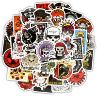 50 Pcs / Lot Sticker Bomb Decal Vinyl Roll Car Skate Skateboard Laptop Luggage