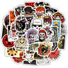 50 Pcs / Lot Sticker Bomb Decal Vinyl Roll Car Skate Skateboard Laptop Luggage