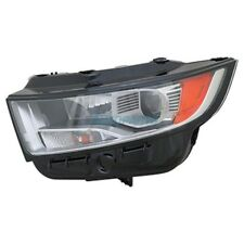 NEW LEFT HALOGEN HEADLIGHT ASSEMBLY FITS 2015-2018 FORD EDGE FO2502341