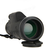 18x62 Tactical HandHeld Adjust Focus Monocular Telescope Hunting Hiking Scope UK