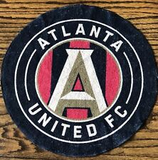 """ATLANTA UNITED FC 14"""" Wide Circle Terry Town TOWEL Brand New - Suite Tickets"""