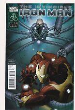 The Invincible IRON MAN #502 ~ Marvel Comics 2011 ~ NM (HX564)