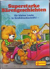 ungelesene Neuware: Superstarke Bärengeschichten in Großdruckschrift PESTALOZZI