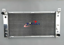 Alloy Aluminum radiator for Chevrolet Silverado 1500 2500 3500 4.8L 5.3L 6.0L V8