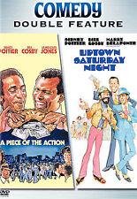 """Uptown Saturday Night & A Piece Of The Action"" Blaxploitation Era Brand New DVD"
