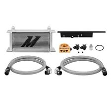 MISHIMOTO THERMOSTATIC SILVER OIL COOLER KIT FOR NISSAN 350Z INFINITI G35 COUPE