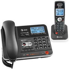 AT&T TL74108 5.8 GHz one Handsets Single Line Corded /  Answering system.