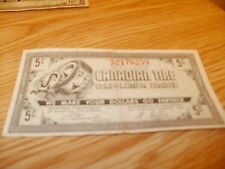 VINTAGE CANADIAN TIRE MONEY RARE OUT OF PRINT