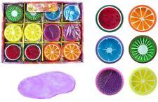 4 x Frucht Obst Wasser Schleim Ball Giveaway Geburtstag Tombola Großhandel & Sonderposten Spielzeug