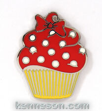 Disney Pin Cupcake Minnie Mouse
