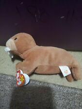 TY Beanie Babies Tusk the Walrus