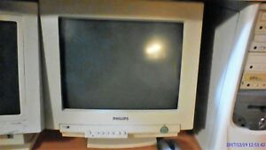 Monitor crt philips 105b