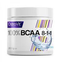OstroVit BCAA 8-1-1 200g   400g Powder Branch Chain Amino !