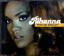 RIHANNA Pon de Replay CD Single 4 tracks NEW SEALED