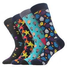 5 Pairs Mens Cotton Socks Lot harajuku Colourful Fashion Brand Casual Happy Sock