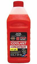 PENRITE 8 YEAR RED ENGINE COOLANT CONCENTRATE 1 Lt