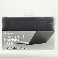 Incase MacBook Air 11 Hammered Hardshell Hard Case Cover Matte Black NEW