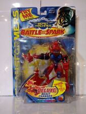 Transformers Beast Machines Deluxe Beast Changer Battle for the Spark 2000