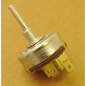 Omix-Ada 19106.01 Wiper Switch Fits 68-82 Jeep CJ5/ CJ6/ CJ7/ Scrambler