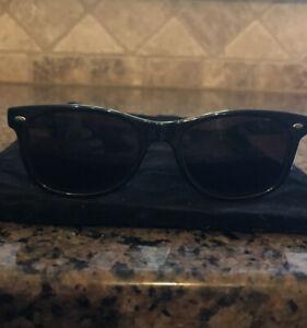 Ray-Ban Junior RJ9052S Black Sunglasses MINT
