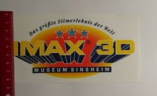Pegatina/sticker: IMAX 3d museo Sinsheim (140317160)